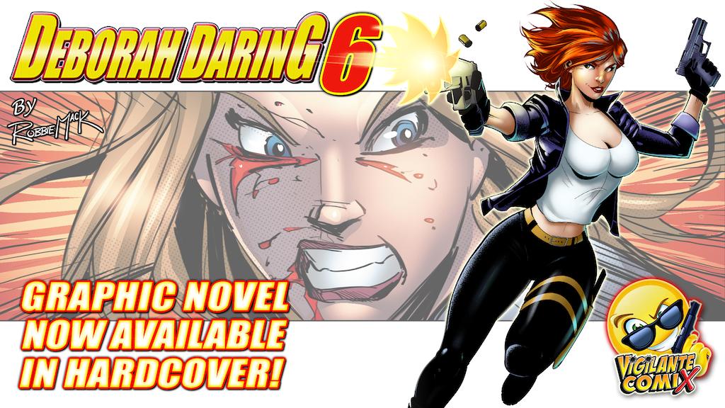 Deborah Daring Series Finale and Graphic Novel project video thumbnail