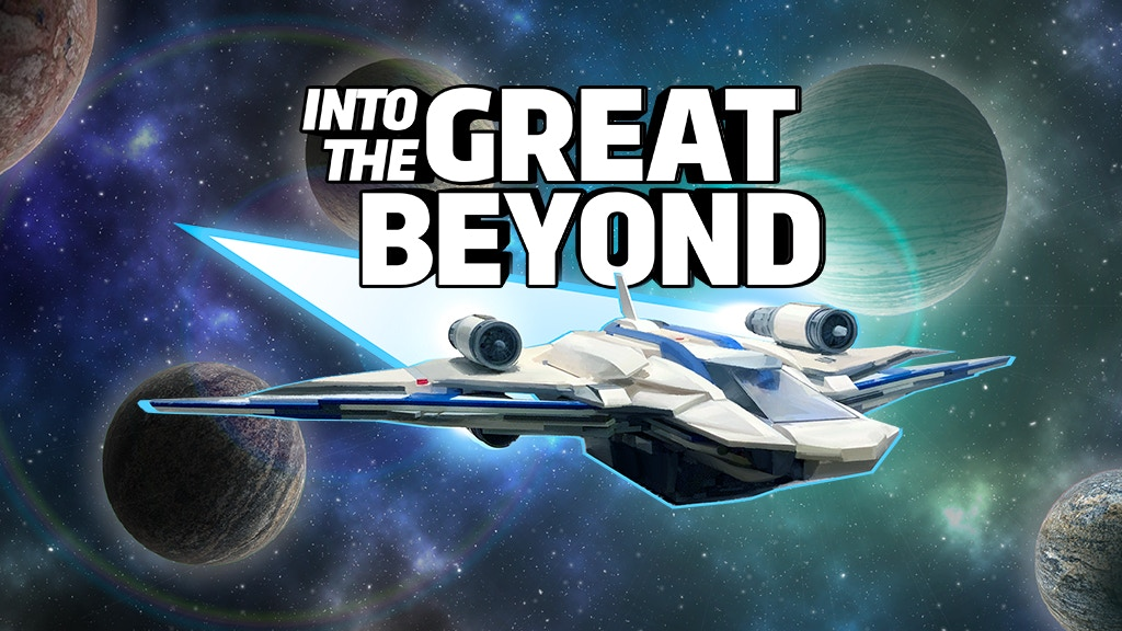 Project image for Into The Great Beyond