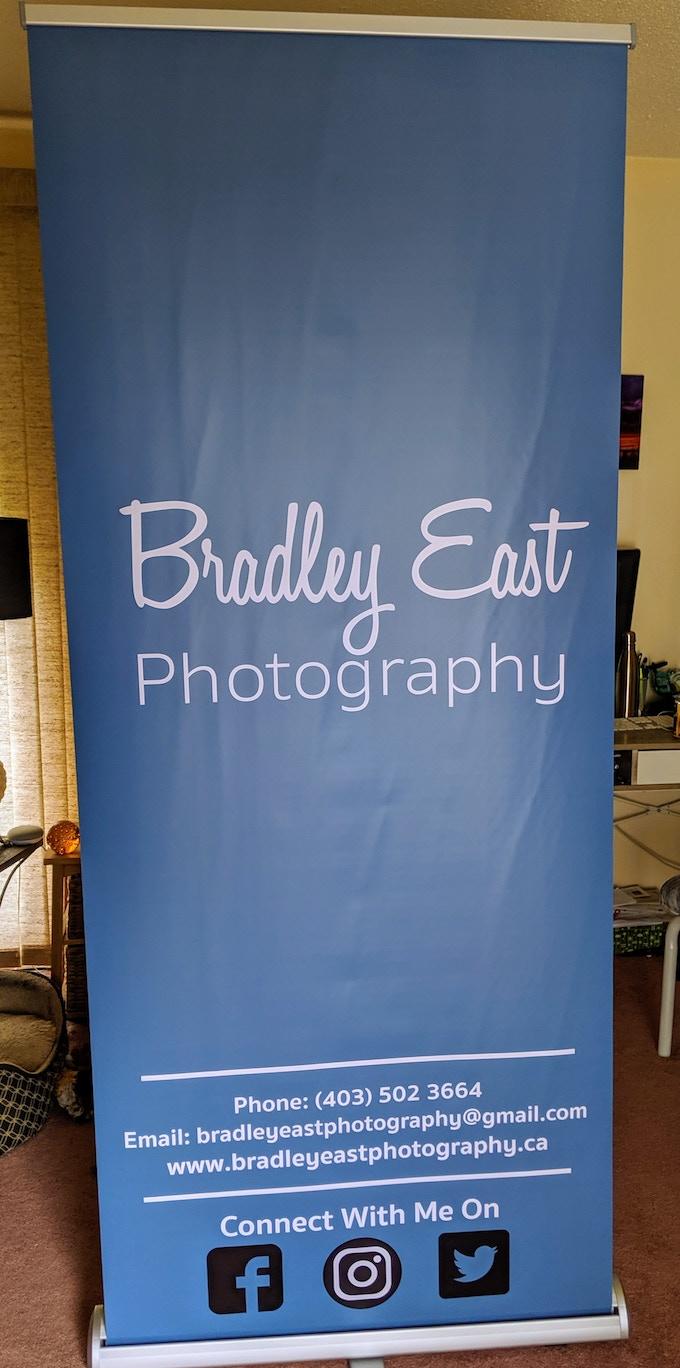 Entrepreneur ISO of Funding: Bradley East Photography
