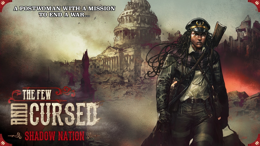 The Few and Cursed: Shadow Nation project video thumbnail