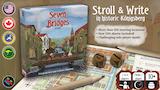 Seven Bridges - A Stroll & Write Board Game thumbnail