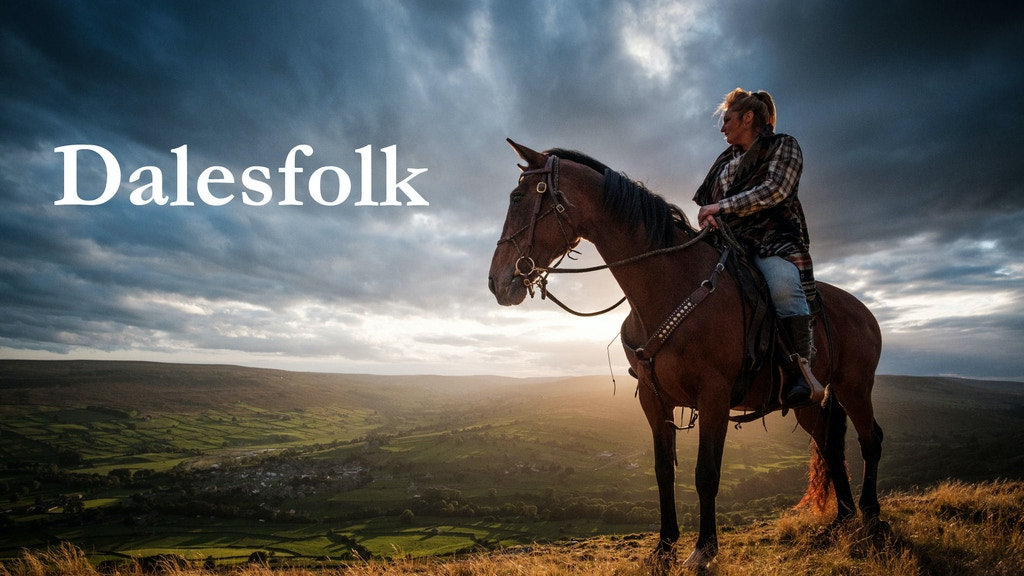 Project image for Dalesfolk: Photographic portraits from the Yorkshire Dales