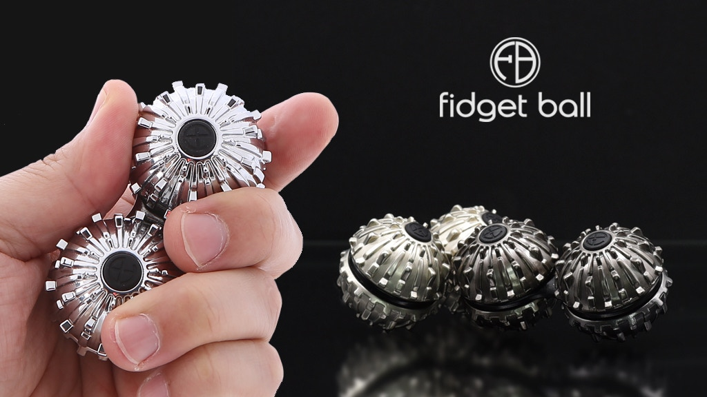 FIDGET BALL:Addictive Massage Fidget For Focus & Relaxation project video thumbnail