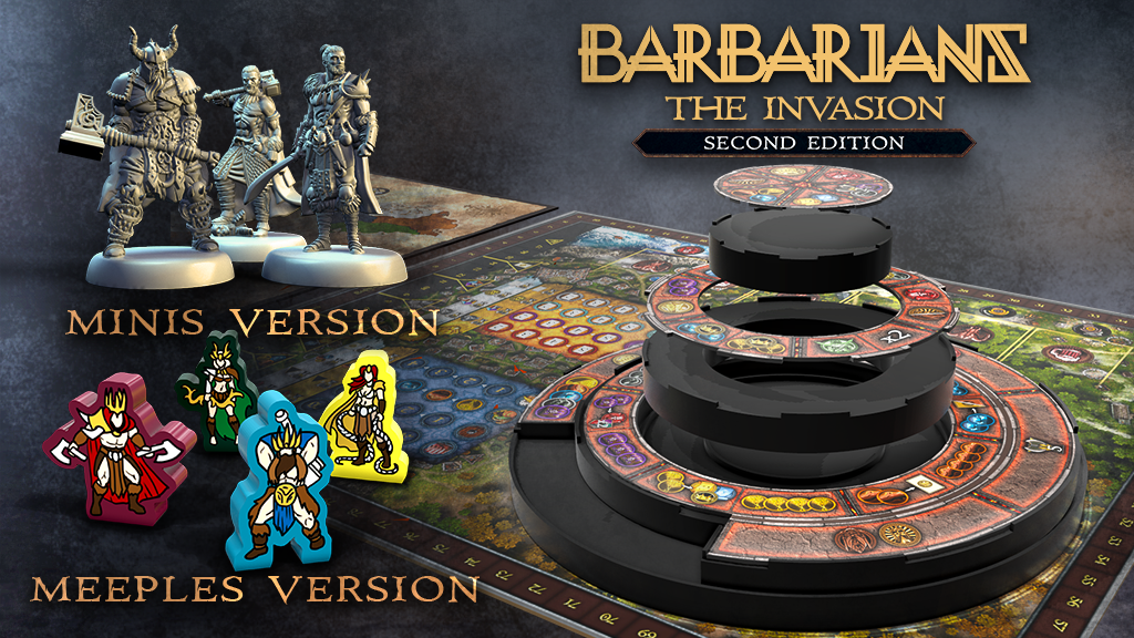 Barbarians: The Invasion 2nd Edition project video thumbnail