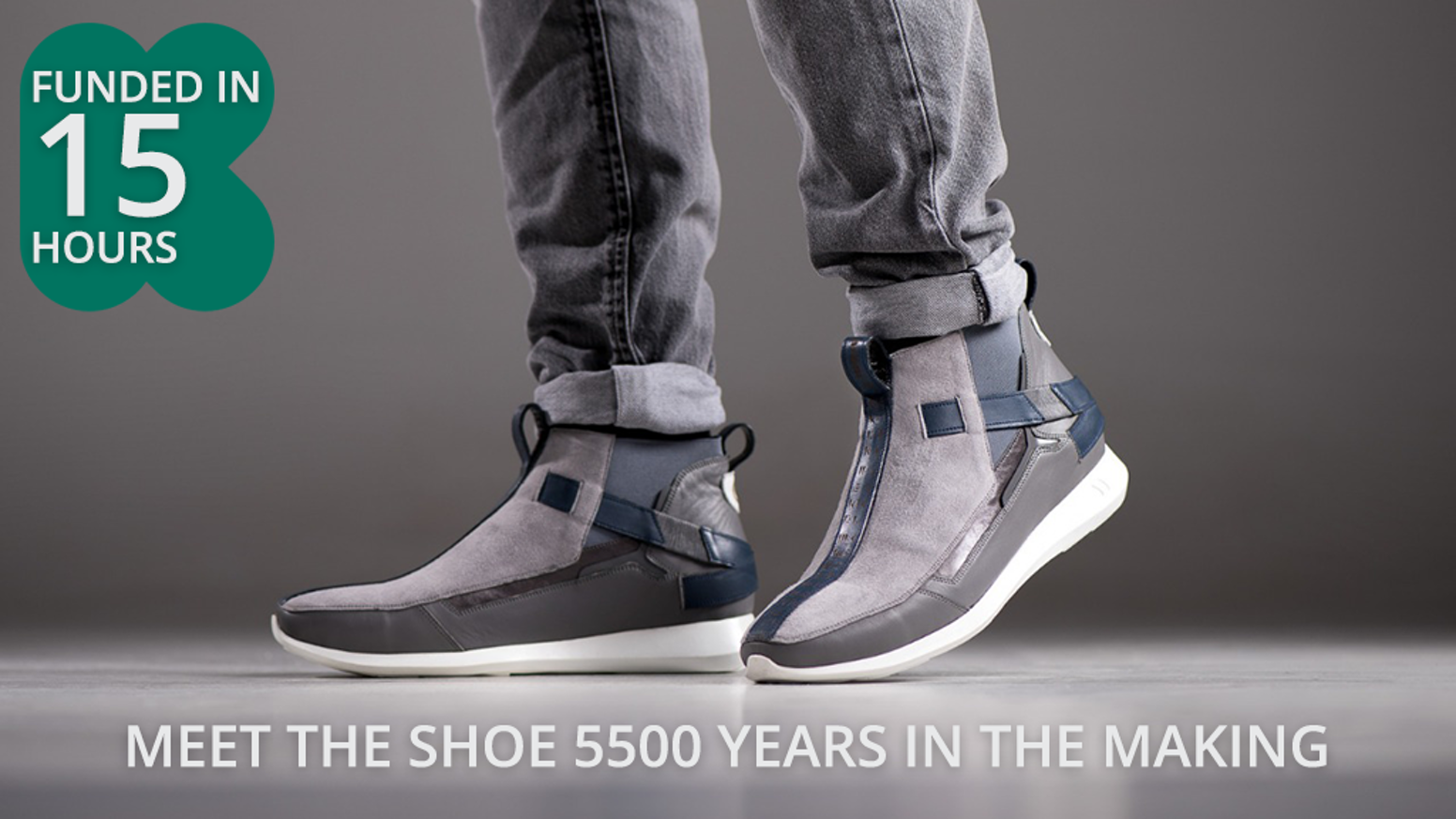 We handcraft lifestyle footwear that bridges the remotely ancient and the daringly modern