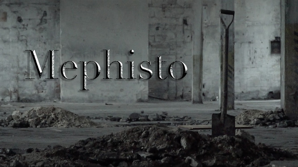Mephisto project video thumbnail