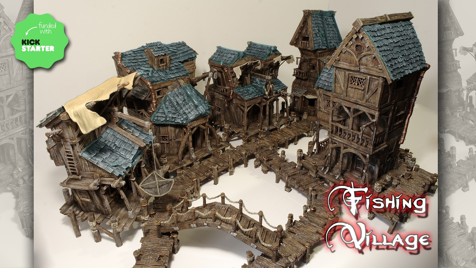 Stl files for 3d printing for tabletop games.