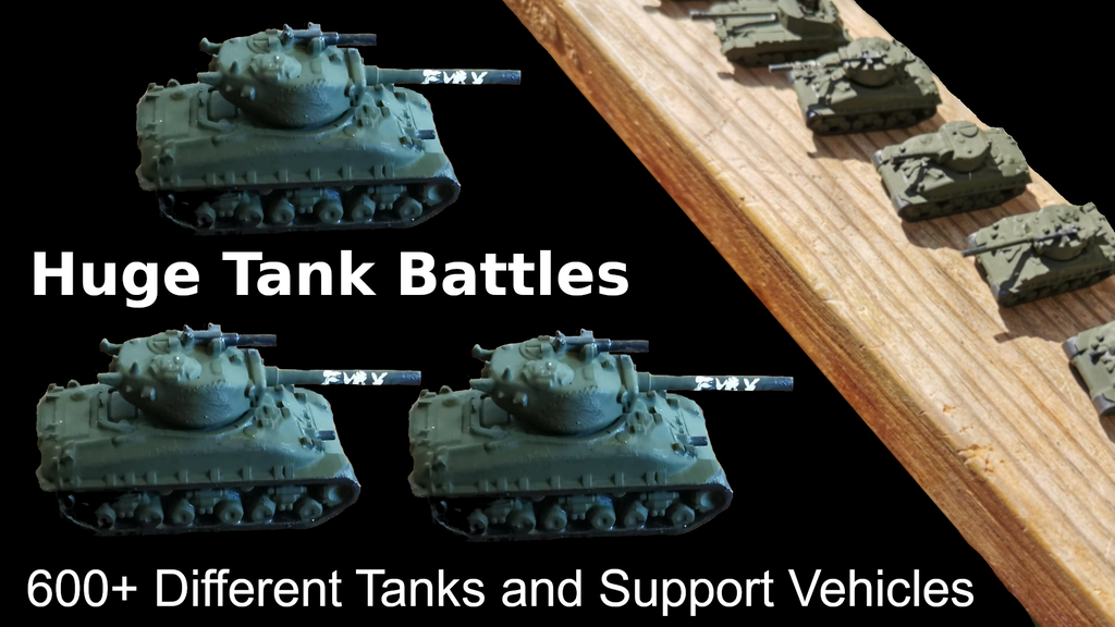 Project image for JUL3D: Huge Tank Battles
