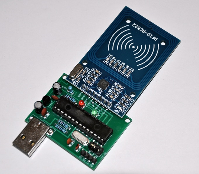 FAST RFID - Read RFID cards quickly and for next to nothing!