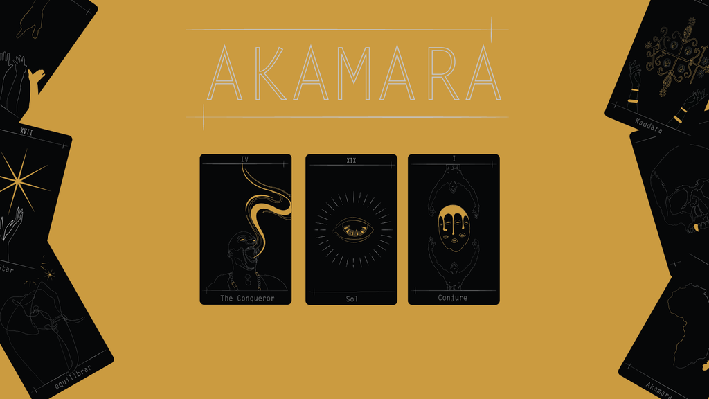 Project image for AKAMARA Tarot + OKANA Oracle