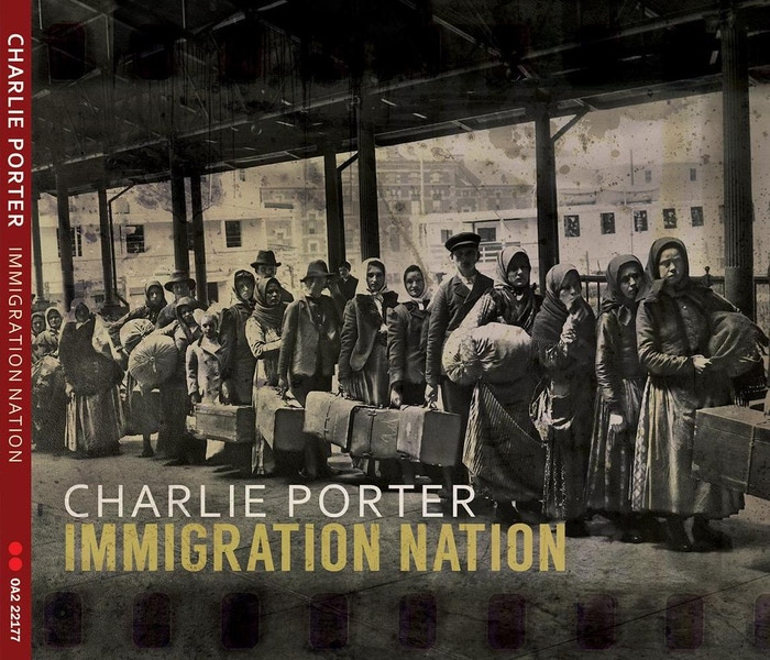 Trumpeter Charlie Porter's sophomore album release, featuring all-original compositions, pays tribute to our nation's diversity.