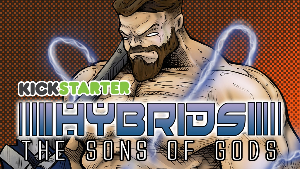 Hybrids: The Sons of Gods #4 Release Event project video thumbnail