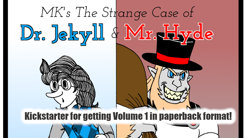 Project image for MK's Jekyll and Hyde Volume 1