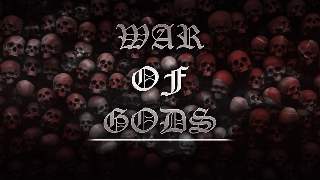 Project image for War Of Gods