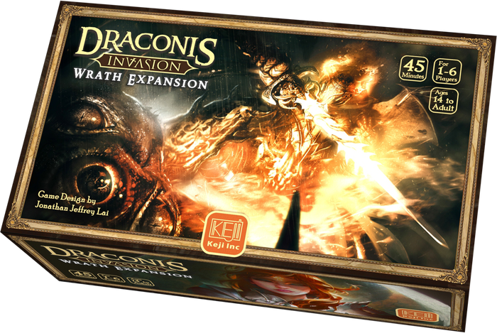 The dark hordes of Draconis have returned with 410 beautifully illustrated cards revealed in 12 blind-pack mini-expansions in this ultimate medieval fantasy deck-builder.