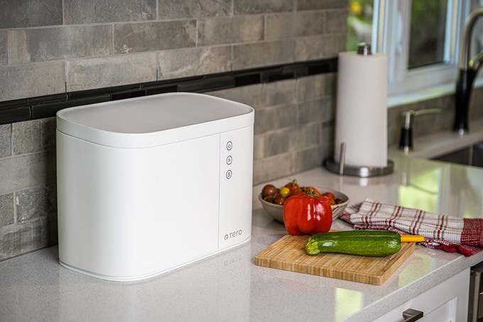 Tero - Making Food Recycling Easy