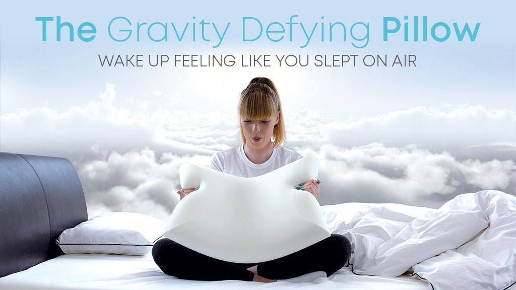 Levitex® Gravity Defying Pillow project video thumbnail