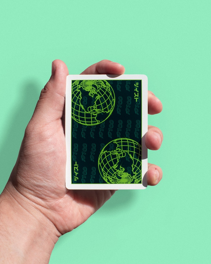 Axis Playing Cards by Jared Hall — Kickstarter