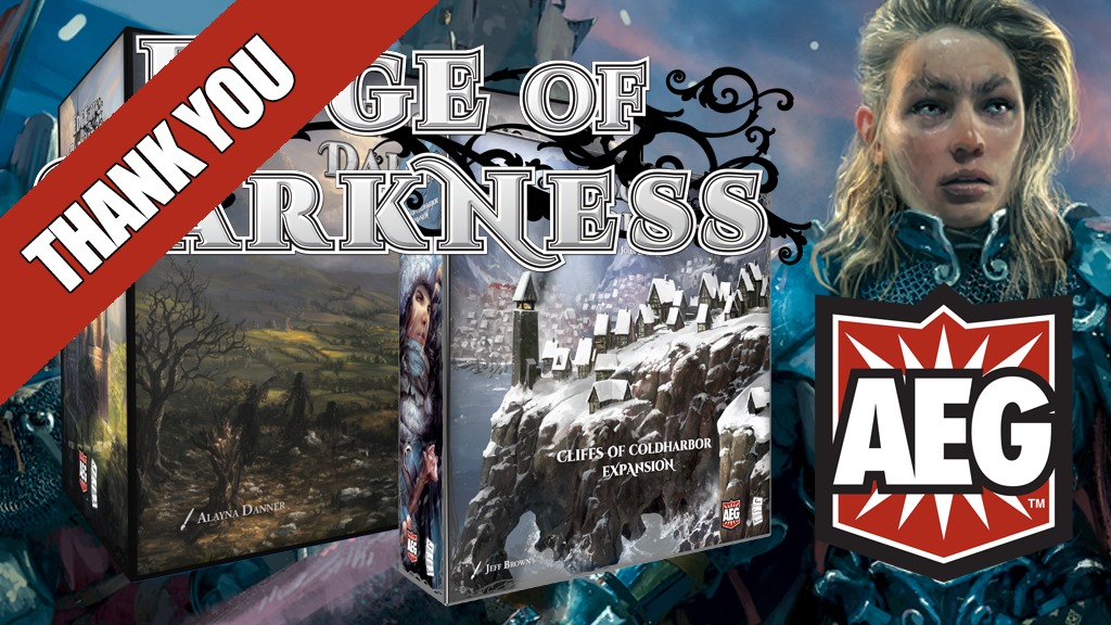 Edge of Darkness Cliffs of Coldharbor from AEG project video thumbnail