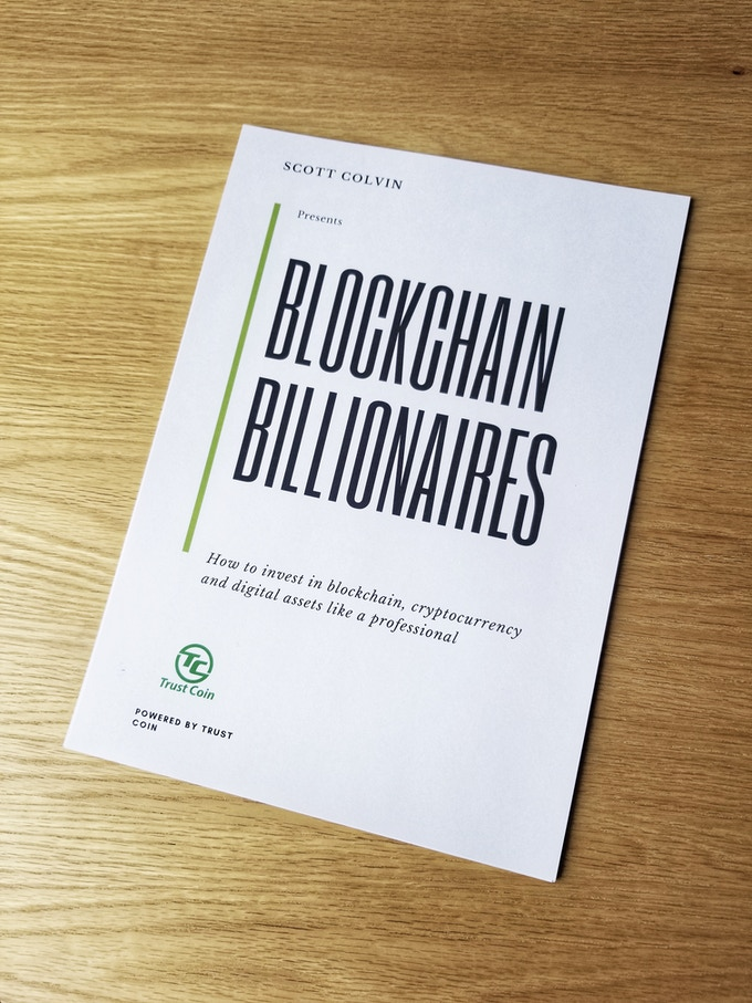 BLOCKCHAIN BILLIONAIRES: How to Invest in Digital Assets