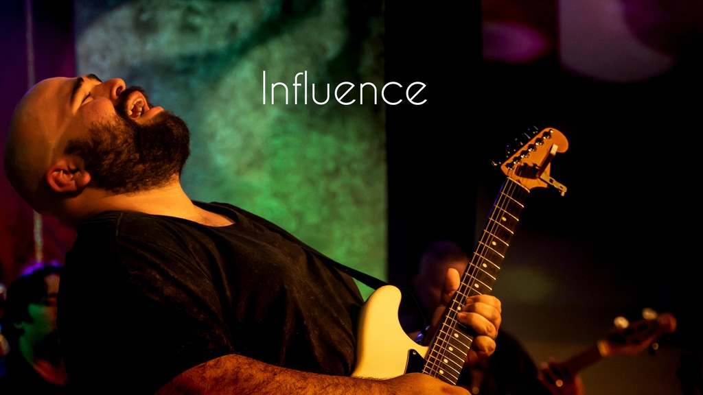 Project image for Influence- By Angel Pito Perez