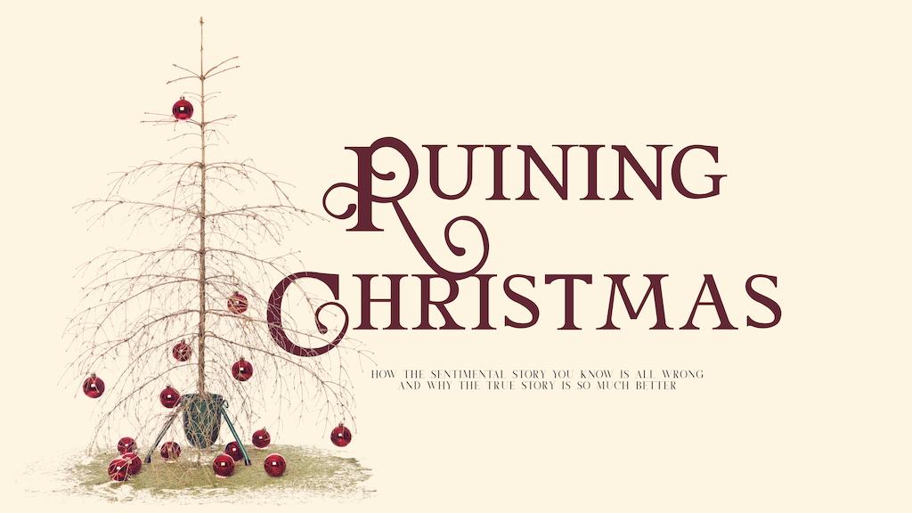 Ruining Christmas project video thumbnail