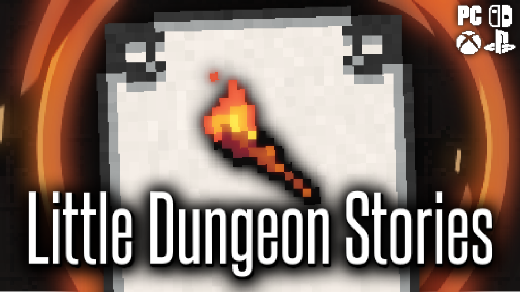 Little Dungeon Stories - Roguelike card-based RPG project video thumbnail