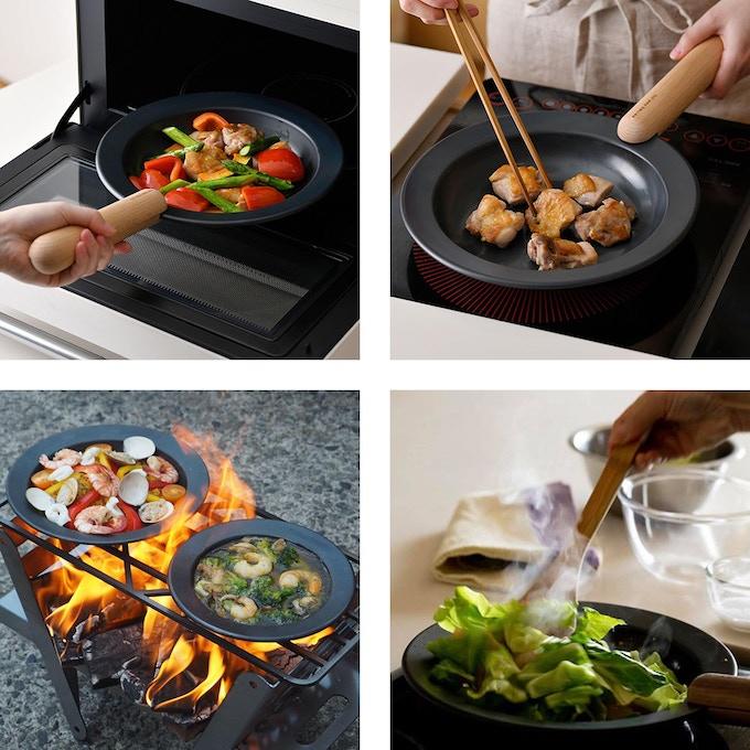Frying Pan Jiu By Fujita Kinzoku Kickstarter