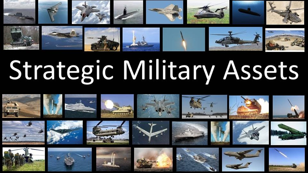 Project image for Strategic Military Assets
