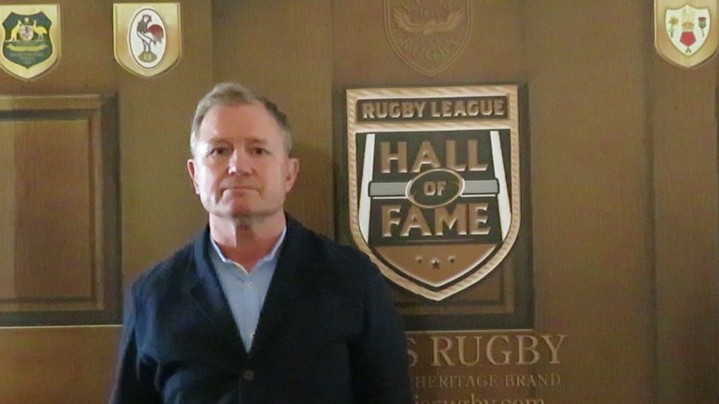 Ellis Rugby - The Hall of Fame Rugby League Collection