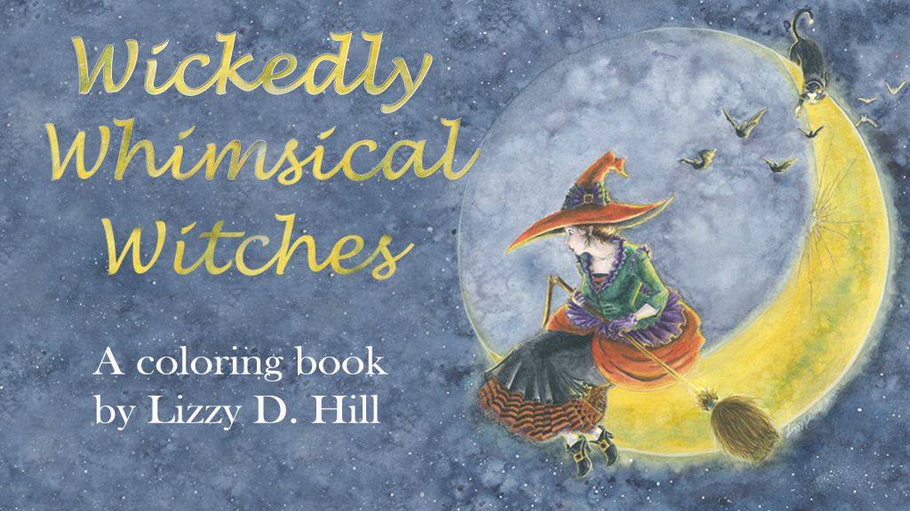 Project image for Wickedly Whimsical Witches