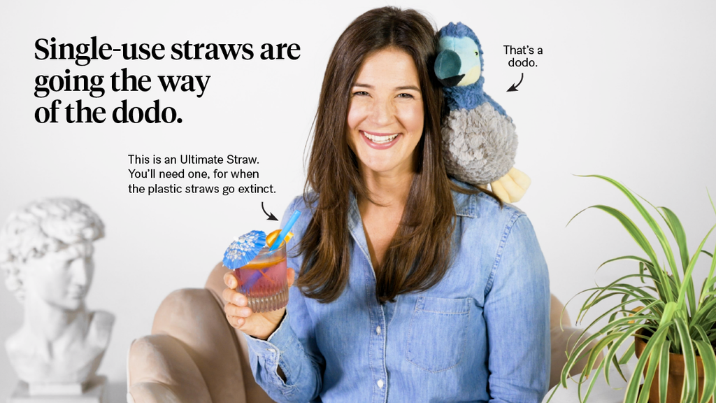 GIR Straws | Protect the planet. And your pearly whites. project video thumbnail