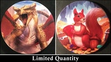 Fantasy Coasters - $20 gift for the holidays thumbnail