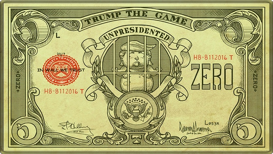 Trump The Game UNPRESIDENTED