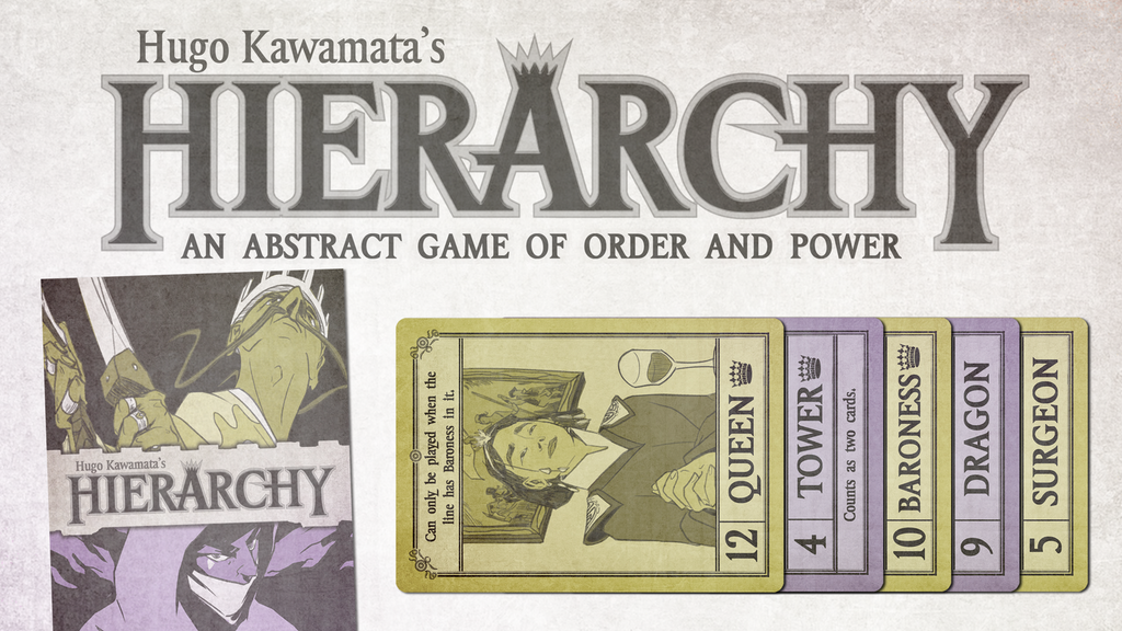 Hierarchy - An abstract game of order and power project video thumbnail