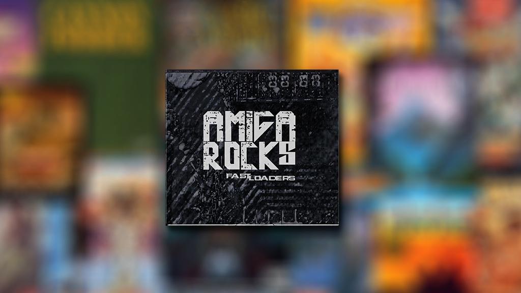 FastLoaders - Amiga Rocks project video thumbnail