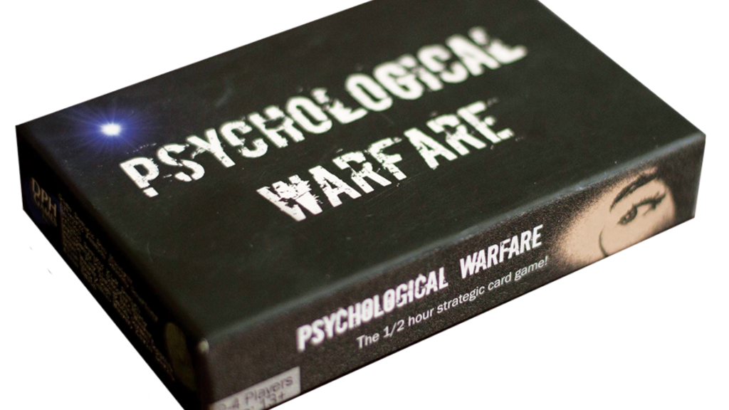Psychological Warfare (4th ed) project video thumbnail