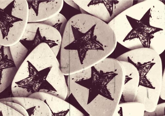 The Next Black Star Brotherhood LP