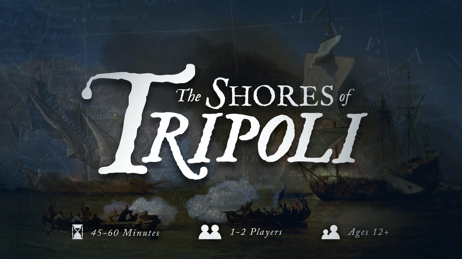 The pirates of Tripoli battle the United States in the First Barbary War!