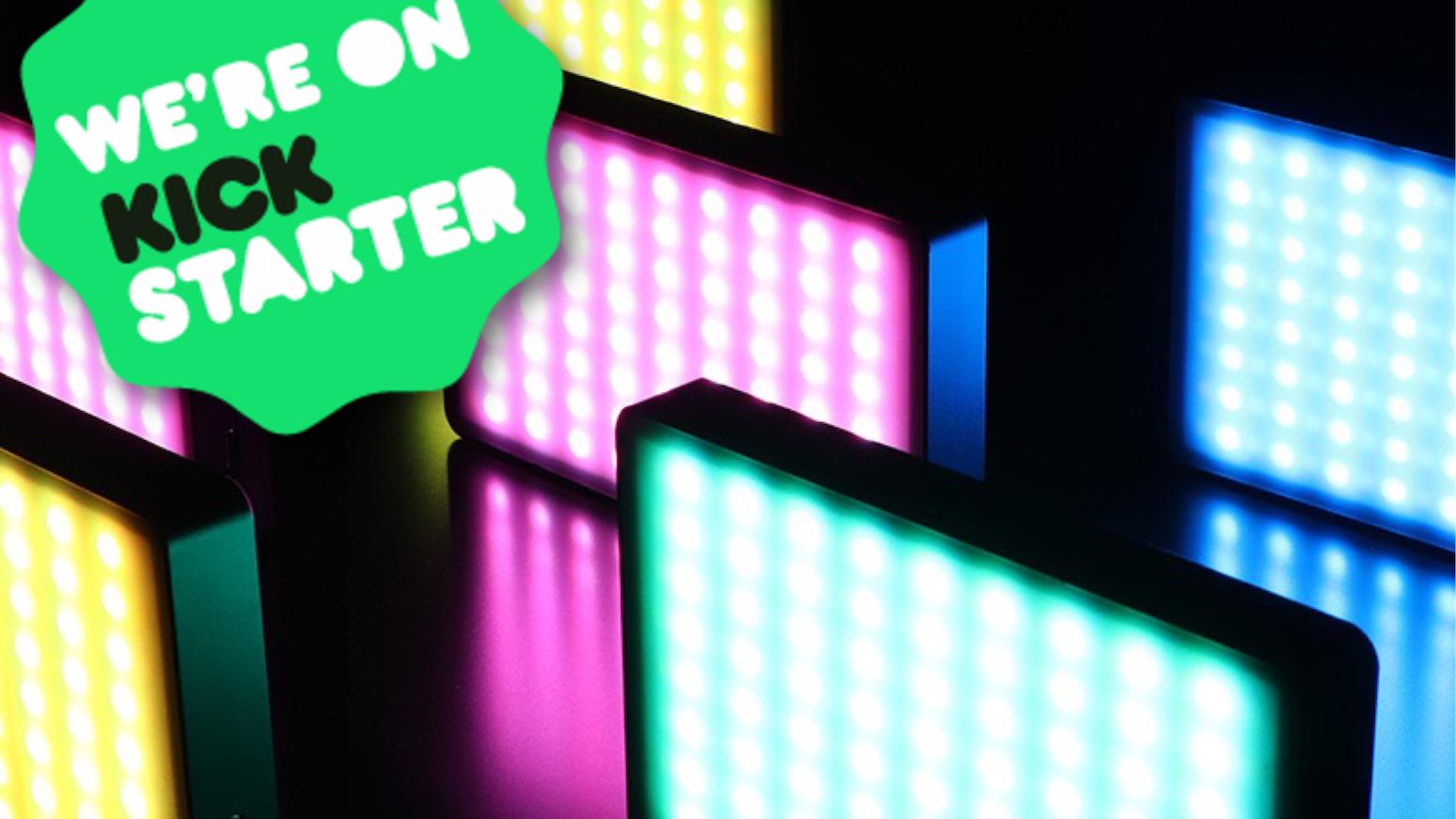 Hakutatz Pocket Size Rgb Aw Led Light By Bryan L Kickstarter