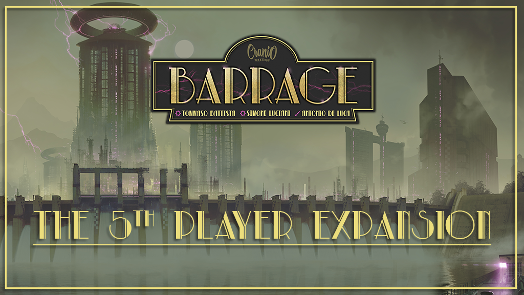 Barrage: The 5th Player Expansion project video thumbnail