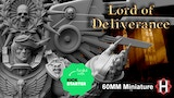 HeresyLab - Lord of Deliverance - 60mm resin and STL thumbnail