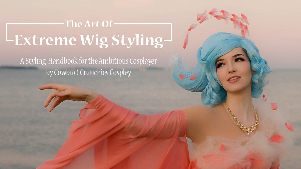 The Art of Extreme Wig Styling project video thumbnail
