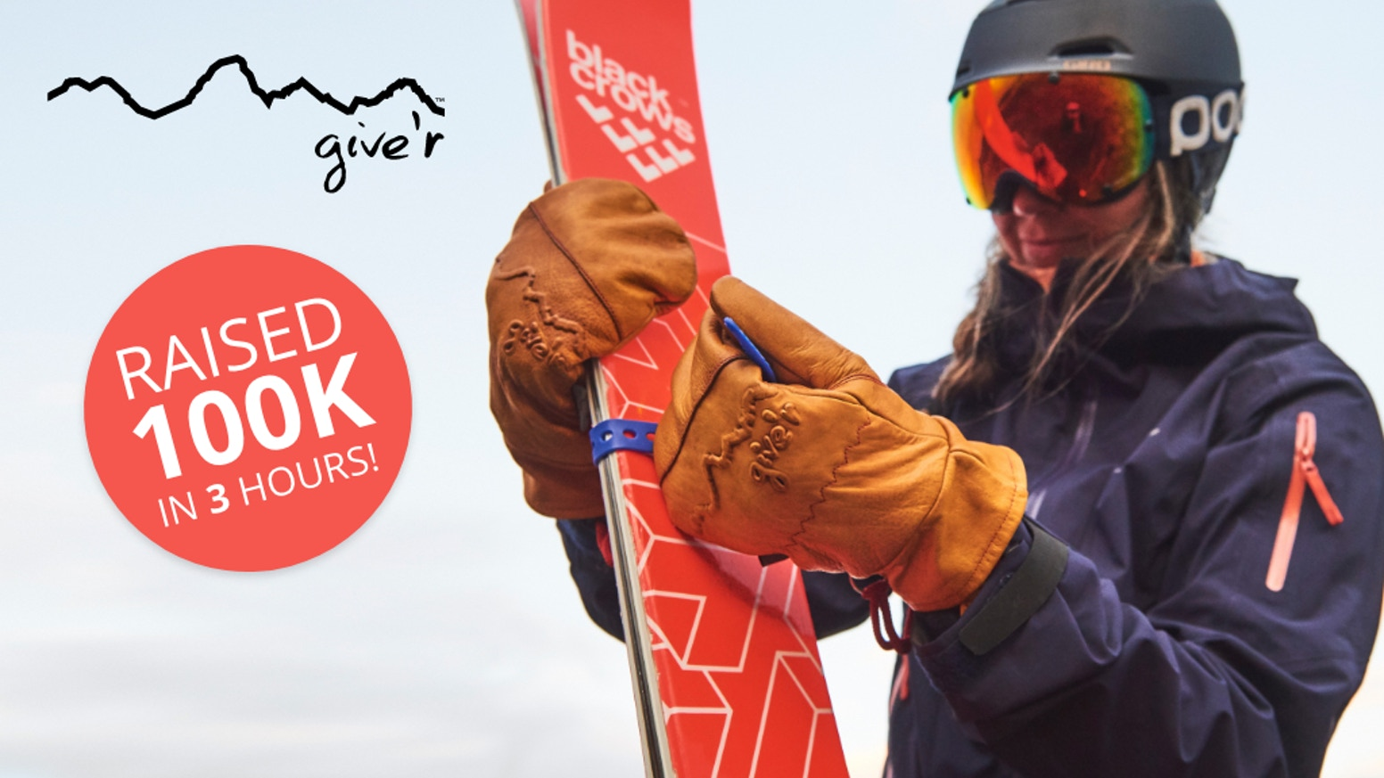 The warmest, 100% waterproof, all-leather mitten. Give'r tested for protection & longevity. Own your frontier & give it your all!