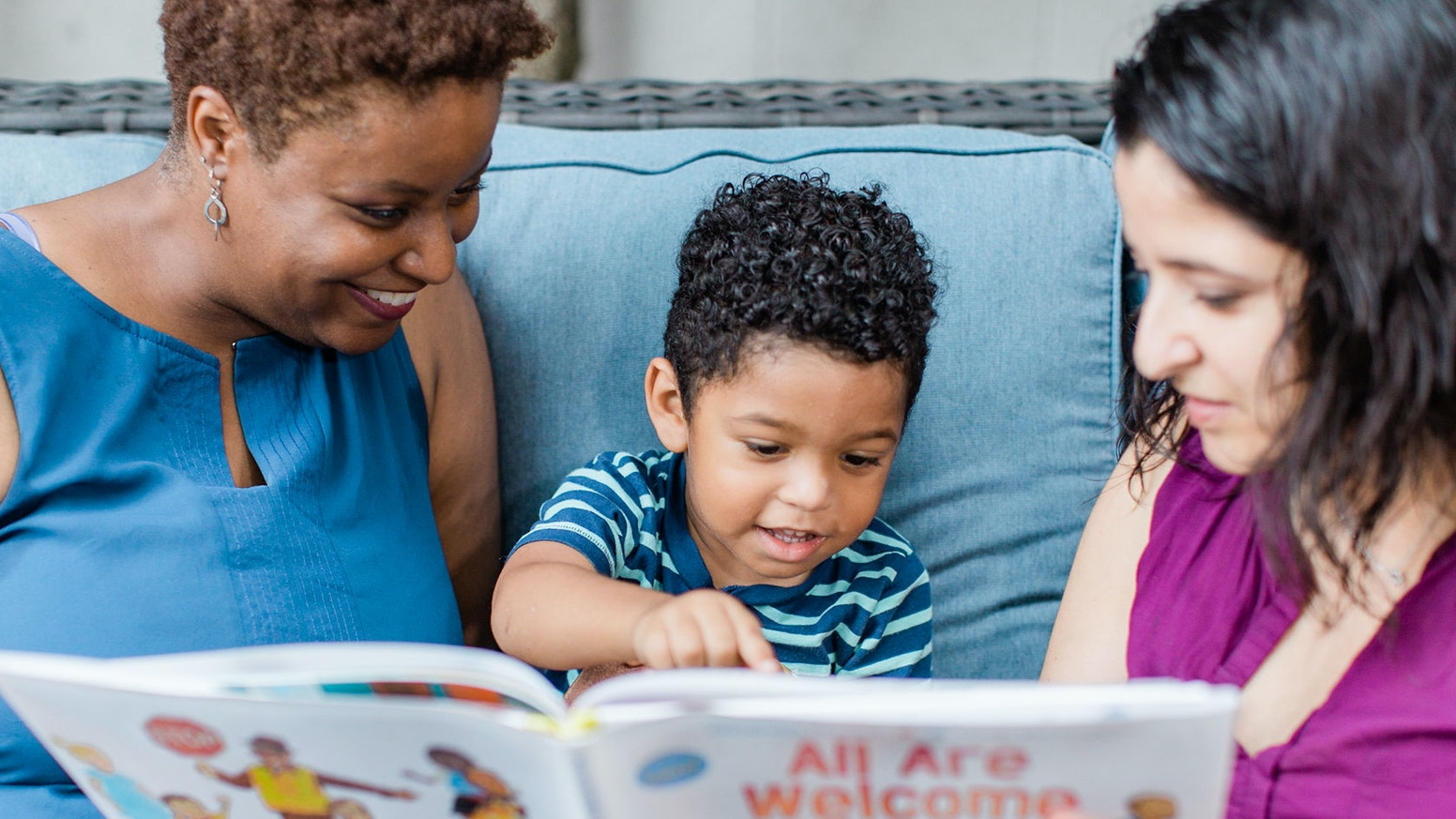 Toolkits & Book Club to help you start kid-friendly conversations that matter.