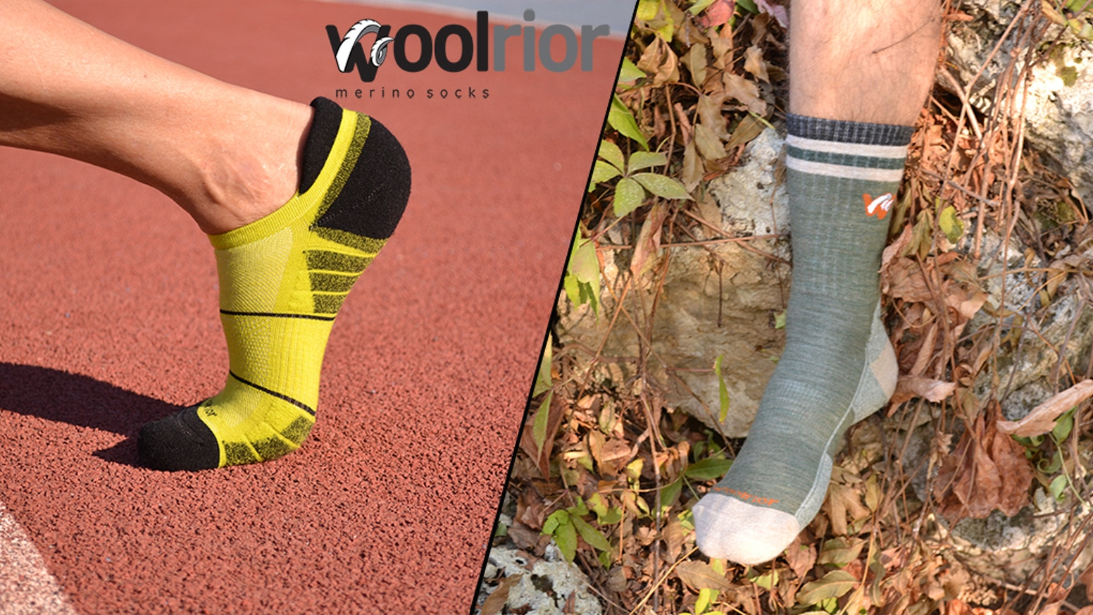 The best eco friendly running and hiking Merino wool socks available with lifetime warranty!