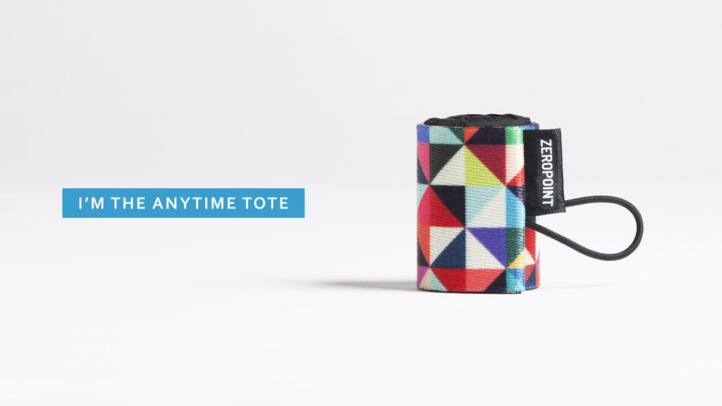 I'm the anytime tote project video thumbnail
