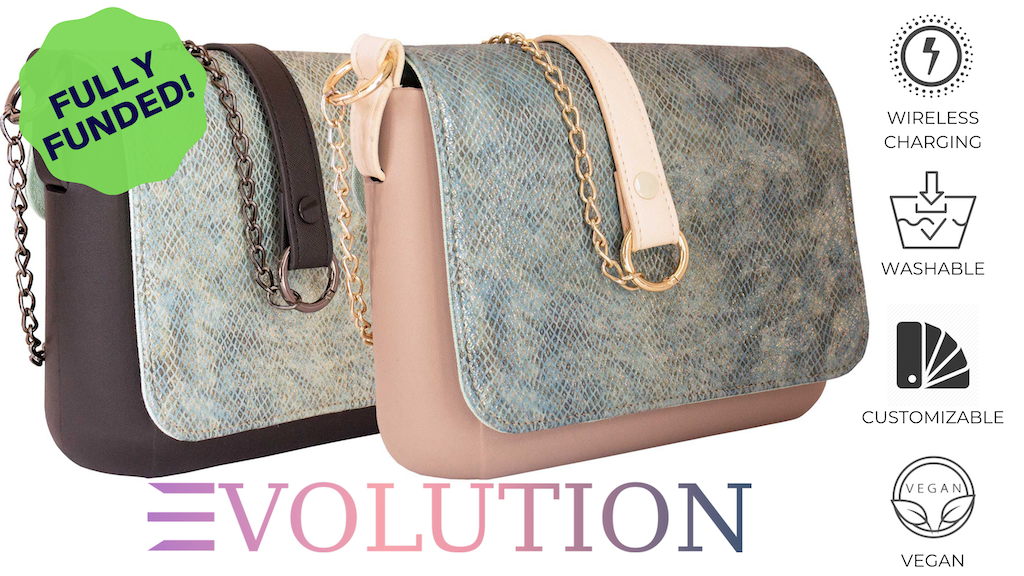 Evolution Smart Bag project video thumbnail