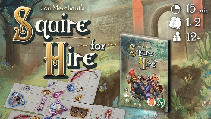 Micro strategy card game for 1-2 players. Complete quests by adding new tile-based loot cards to your bag.