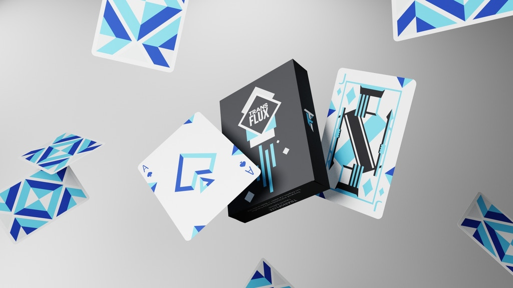 Transflux Playing Cards: Launch Edition project video thumbnail